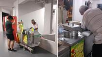 Keren! Kakek Penjual Es Krim Ini Tolak Uang Kembalian Dari Pembeli