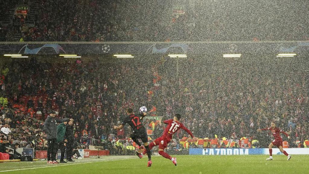 Laga Liverpool Vs Atletico Sebabkan 41 Korban Corona Meninggal?