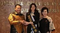 Foto: Reuni Kalista Iskandar & Ketua MPR Bamsoet Pasca Insiden Pancasila