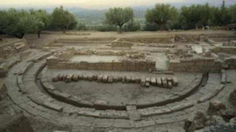 Kota yang hilang di Yunani