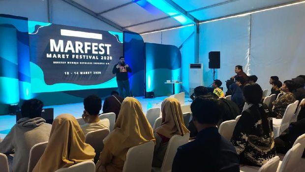 Gelar Festival, SMK di Kudus Kenalkan Siswa ke Industri Kreatif