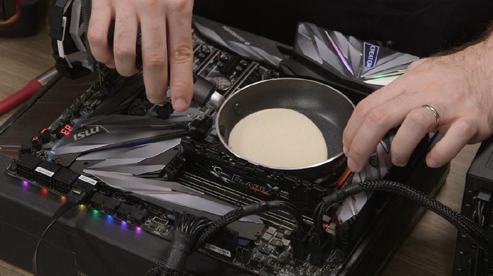 Masak Pakai CPU Komputer