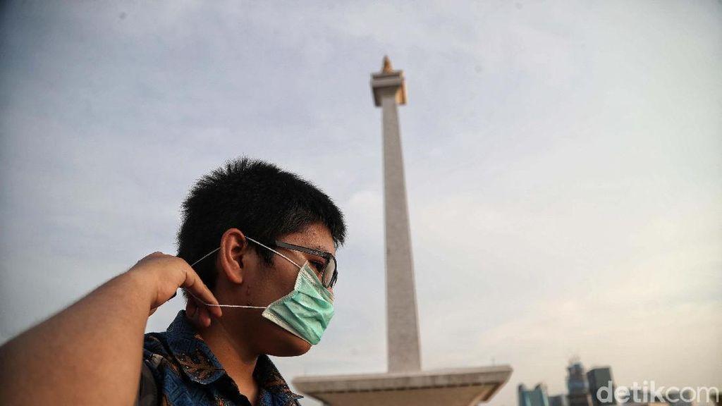 Positivity Rate Corona di Jakarta 8,7%, Meningkat Selama Sepekan Terakhir