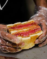 5 Tempat Makan Sando, Sandwich Jepang Isi Telur hingga Wagyu