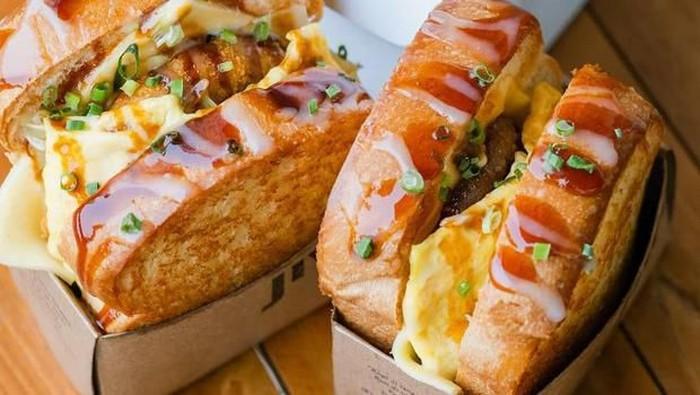 Sandwich Korea yang Lagi Tren Ada di 5 Tempat Ini - Halaman 4