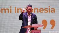 Sandiaga Uno Masuk Tim Pemenangan Bobby Nasution di Pilkada Medan