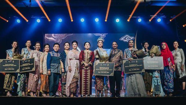 Puncak Spa & Wellness Tourism Award 2019