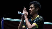 Shesar Hiren ke Babak Kedua Toyota Thailand Open 2021