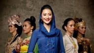 Kocak! Busana Adat Putri Indonesia Dicocok-cocokkan dengan Varian Mi Instan