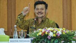 Mentan Blak-blakan Peran Prabowo cs di Proyek Lumbung Pangan