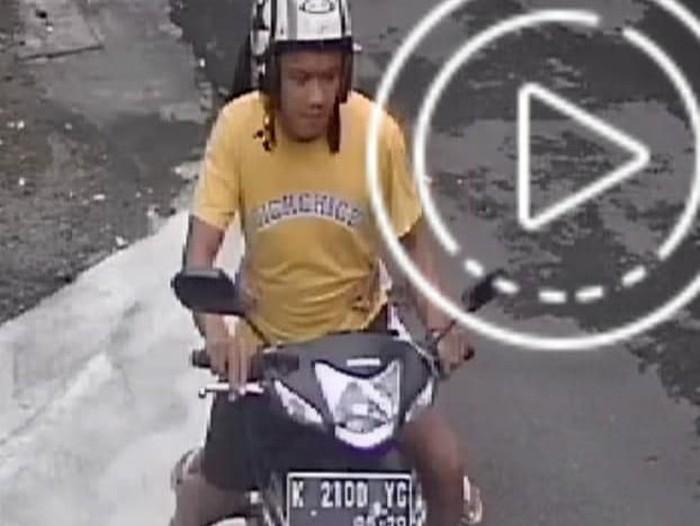 Viral pemotor diduga menculik dan melecehkan seorang bocah di Kota Yogyakarta, Jumat (13/3/2020).