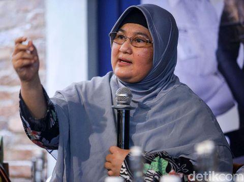 Satgas Waspada dan Siaga NcoV PB Ikatan Dokter Indonesia (IDI), Dr. dr. Erlina Burhan.
