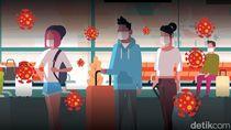 Pandemi Corona, Belanja di Pasar Kota Cimahi Bisa Via Online