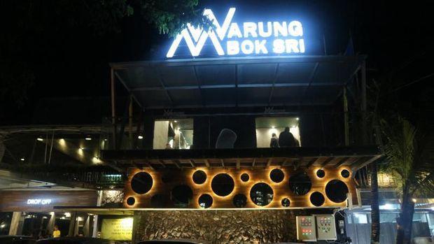 Warung Mbok Sri di Kota Batu