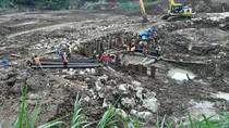 Penanganan Longsor Tol Cipularang Selesai Bulan Depan