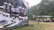 Foto: Miniatur Radio Malabar Bakal Dibangun di Bandung