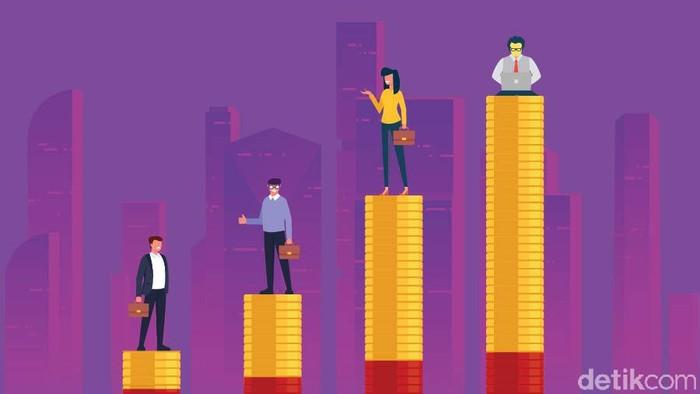 Infografis pajak penghasilan