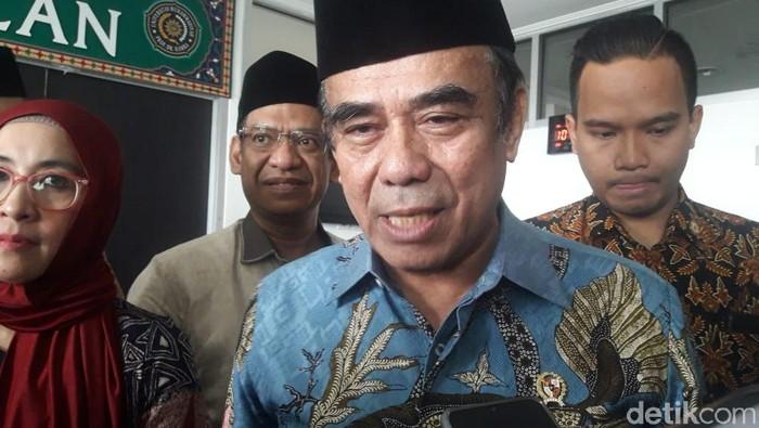 Menteri Agama (Menag) Fachrul Razi