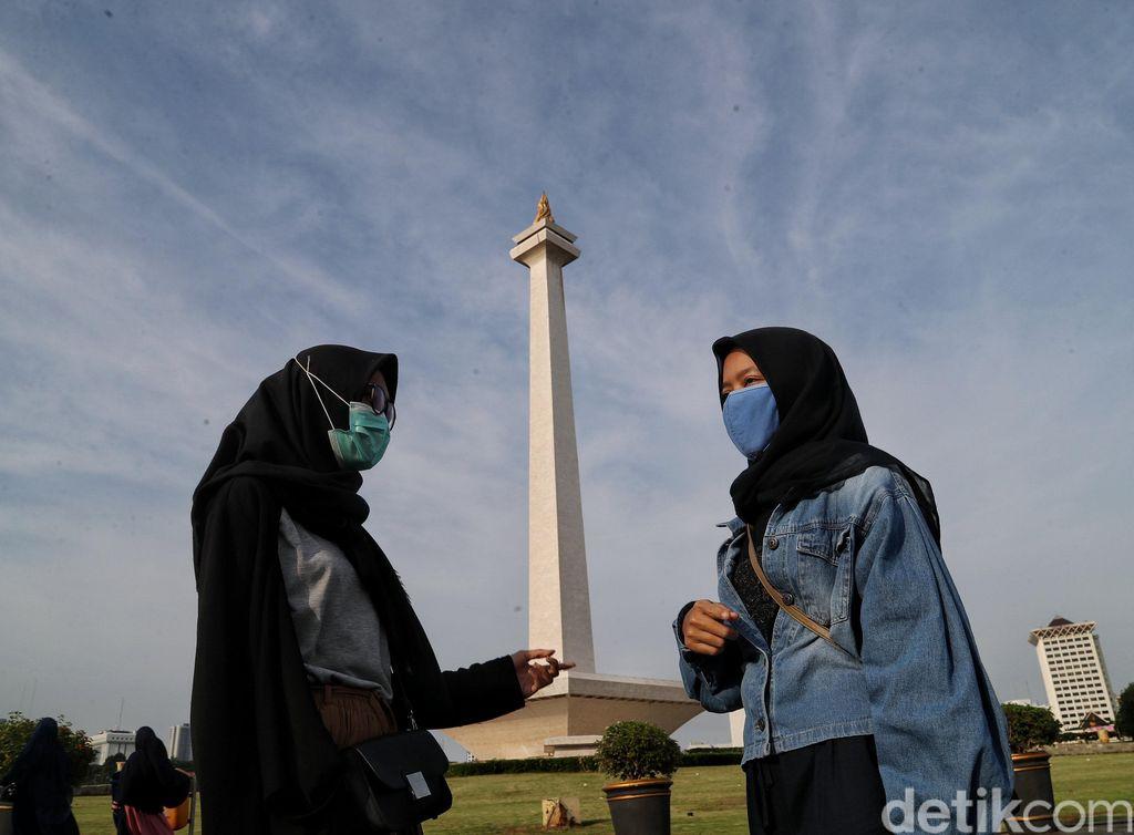 Puluhan destinasi wisata Ibu Kota untuk sementara ditutup untuk menghalau merebaknya virus corona.