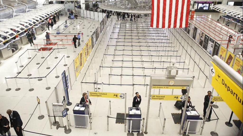 Warga AS Diingatkan untuk Bersiap Hadapi Lonjakan Kasus Corona