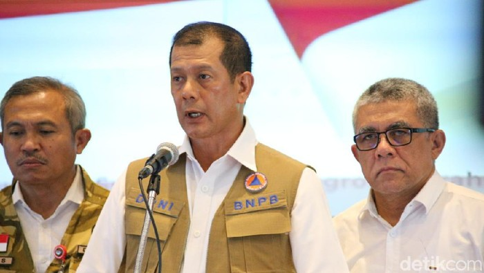 Kepala BNPB Doni Monardo (dok. BNPB)
