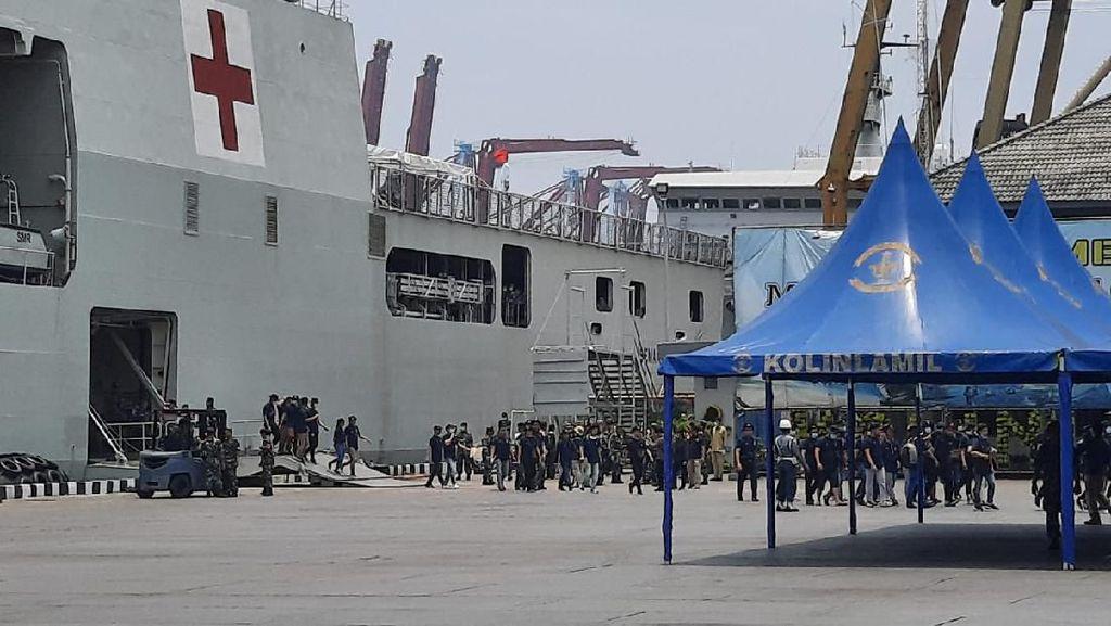Kemlu: 963 WNI ABK Terdampak Corona Telah Pulang ke Indonesia