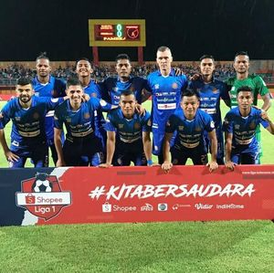 Shopee Liga 1 Masih Buram, Persiraja Banda Aceh Bubarkan Tim
