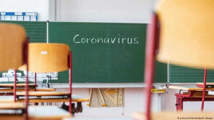 Perlambat Sebaran Corona, Jerman Mulai Tutup Sekolah