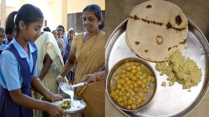 sekolah diliburkan guru tetap kirim makanan ke anak didik