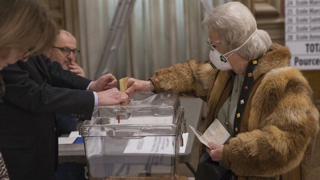 Pemilu Prancis Tetap Digelar Meski di Tengah Pandemi Corona