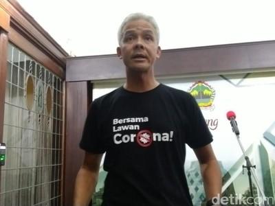 Terkait Corona, Ganjar Tutup 40 Destinasi Wisata di Jateng