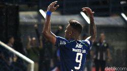 Striker Persib Wander Luiz Ungkap Positif Corona