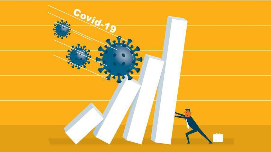 Ekonomi Merana, Negara Berpotensi Rugi Rp 320 T Gegara Corona