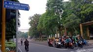 CFD Jombang Ditiadakan, Pedagang yang Tetap Datang Disuruh Pulang