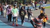 Ridwan Kamil Lanjutkan Penataan Gasibu-Monumen Perjuangan