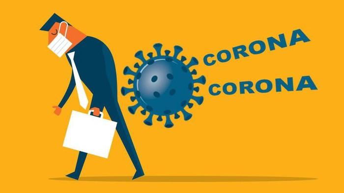 Dampak Corona ke Ekonomi