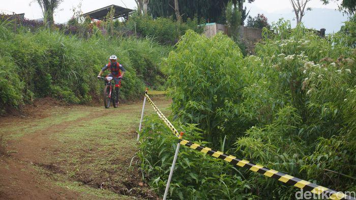 Downhill di Lembang