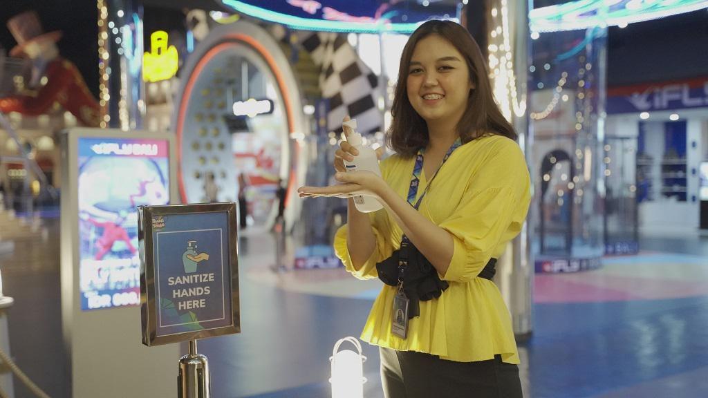Cegah Corona, Trans Studio Bali Terapkan Konsep Theme Park Sehat