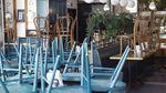 Potret Pusat Perbelanjaan Dunia Mati Suri Gegara Corona