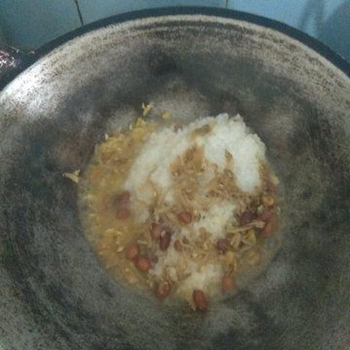 bubur goreng