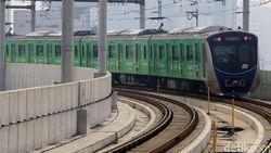 MRT Ubah Jadwal Operasional Mulai Hari Ini