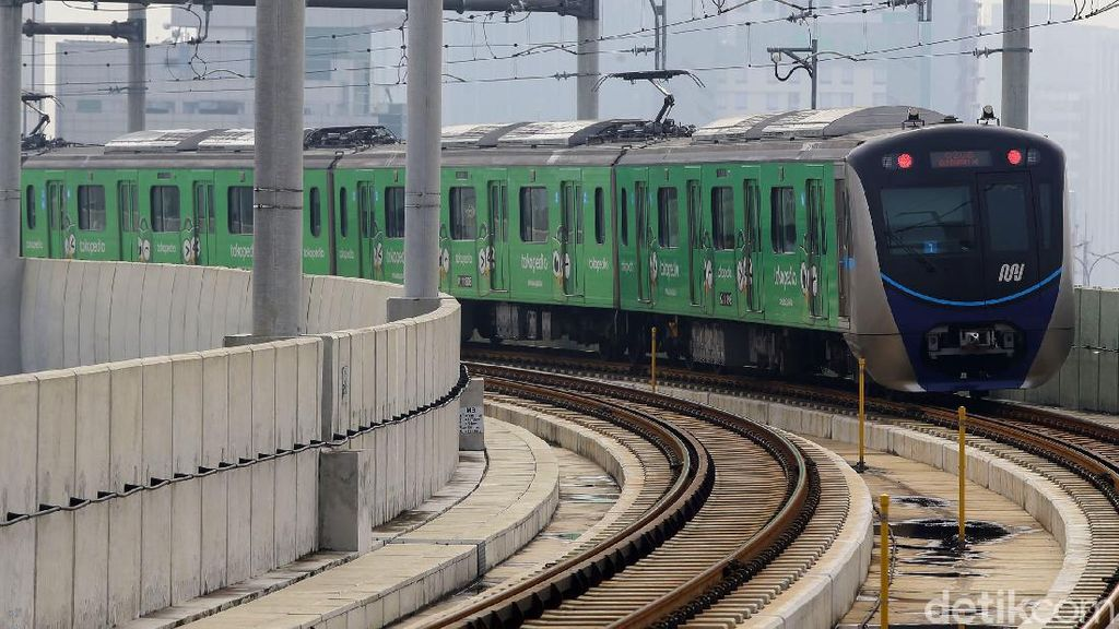 Pengumuman! Ada Lowongan Kerja di MRT Jakarta