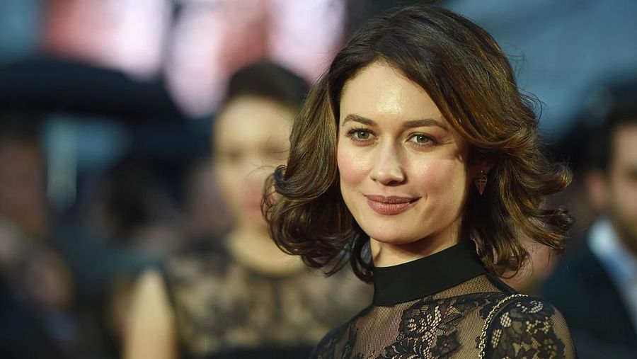 LONDON, ENGLAND - OCTOBER 15:  Olga Kurylenko attends the Snowden Headline Gala screening during the 60th BFI London Film Festival at Odeon Leicester Square on October 15, 2016 in London, England.  (Photo by Ben A. Pruchnie/Getty Images for BFI)