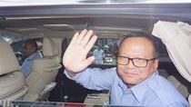 Edhy Prabowo Merapat ke RSPAD untuk Tes Corona