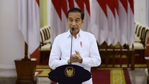 Jokowi Tebar Bansos ke 4,1 Juta Penerima di Jabodetabek