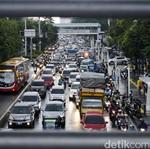 Kenapa Ganjil-Genap di Jakarta Belum Diberlakukan?