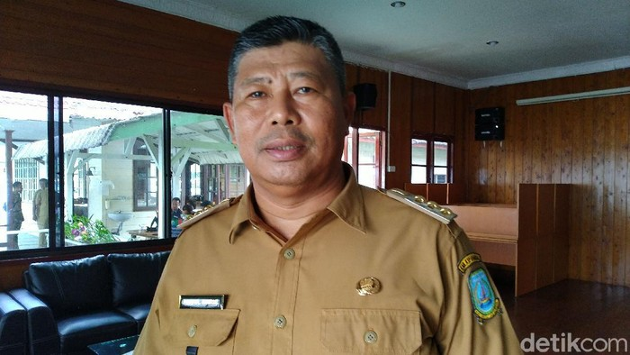 Bupati Anambas Abdul Haris (Sachril Agustin/detikcom)