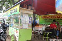 Kenyal Gurih, Cireng Cipaganti yang Terenak dan Legendaris di Bandung