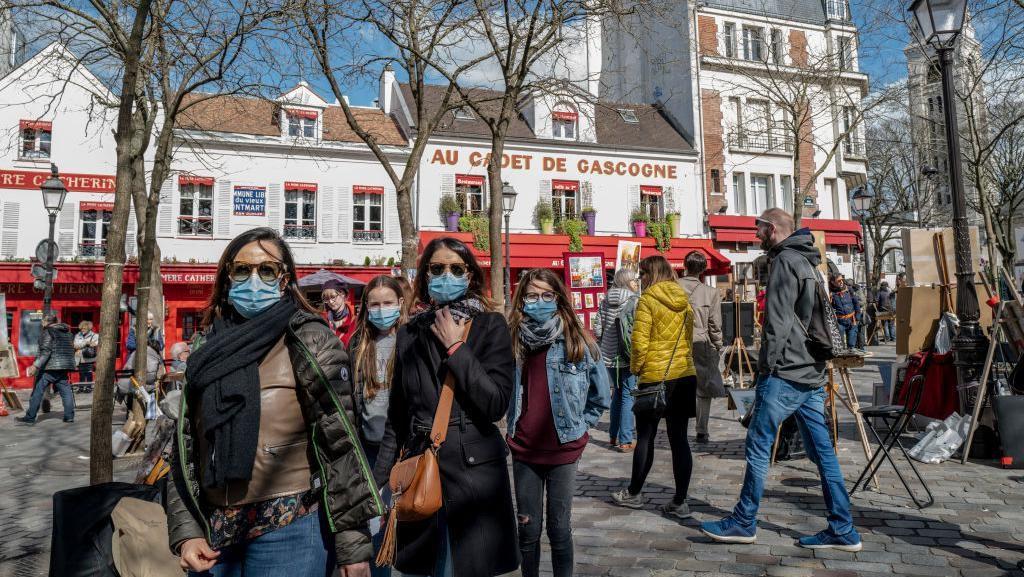 1.331 Orang Meninggal karena Virus Corona, Militer Prancis Dikerahkan