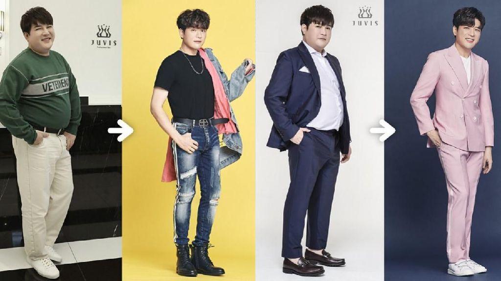 Dulu Idol Tergemuk, Ini Transformasi Shindong SuJu yang Turun 37 Kg